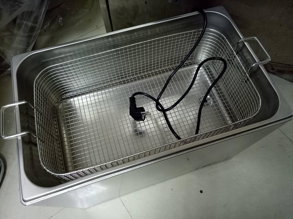 Máy rửa siêu âm tpc280